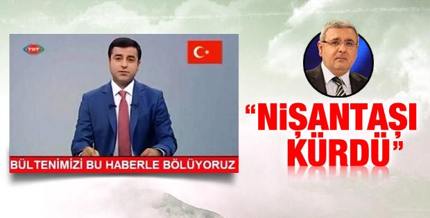 Mehmet Metiner: Nişantaşı Kürdü Demirtaş