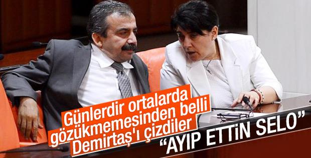 HDP'de Selahattin Demirtaş krizi