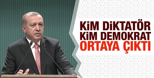 Erdoğan MGK kararlarını açıkladı