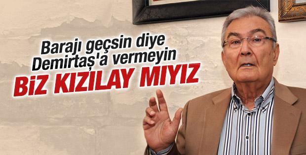 Deniz Baykal'dan CHP'lilere HDP uyarısı