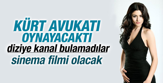 Deniz Çakır'ın dizisi kanal bulamadı film olacak