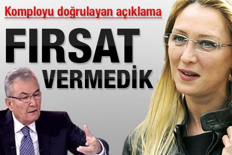 Deniz Baykal'ın avukatından komplo açıklaması