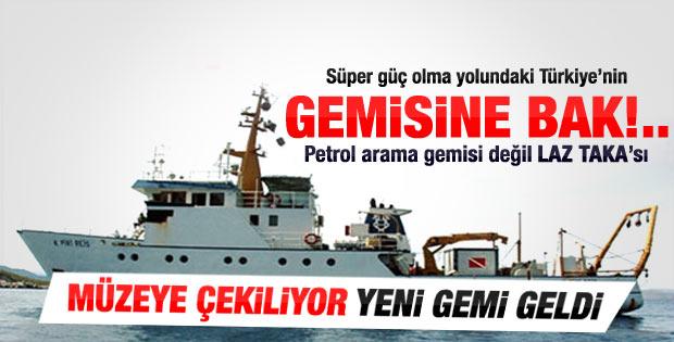 Enerji Bakanlığı sismik araştırma gemisi satın aldı