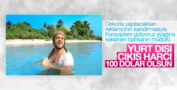 DenizBank Genel Müdürü Türkler yurt dışına çıkmasın istiyor