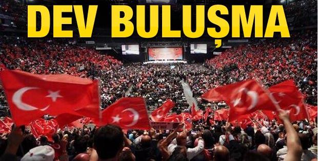 Erdoğan'ın Köln mitingi