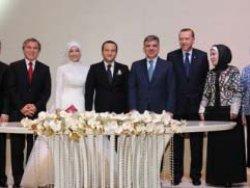 Devletin zirvesi Ankara'da nikahta