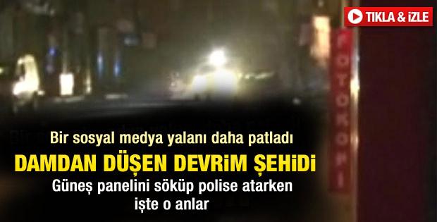 Ahmet Atakan'ın ölüm anı