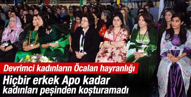 Demokratik Özgür Kadın Kongresi'nin gündemi Öcalan