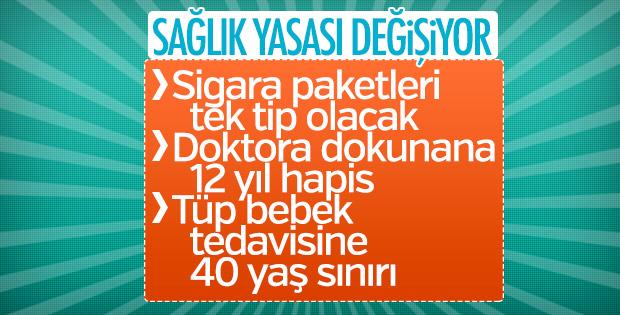 AK Parti'den sağlıkta şiddete yasa teklifi