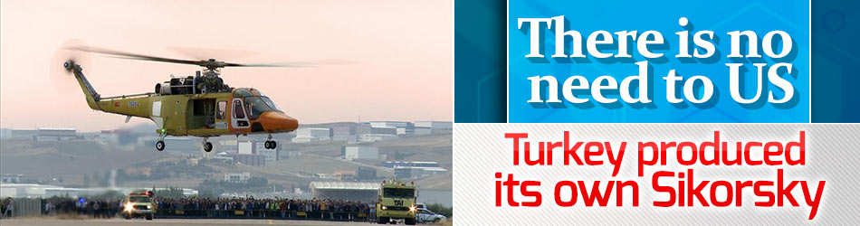 Turkey's indigenous helicopter makes maiden flight