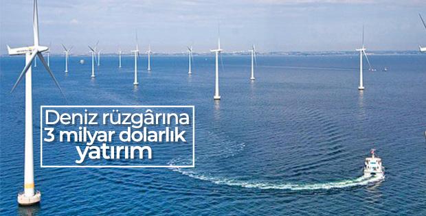 Açık denize ilk rüzgar santralleri geliyor
