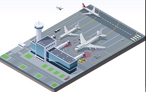 DHMİ: 3'üncü havalimanı inşası devam etmektedir