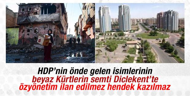 HDP'lilerin Nişantaşı'sında özyönetimcilik oynamak yasak