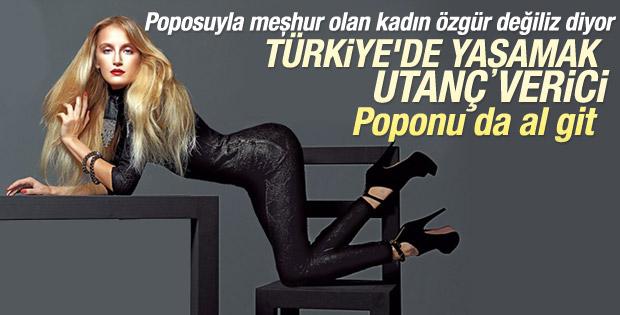Didem Soydan Türkiye'de yaşamaktan utanıyor