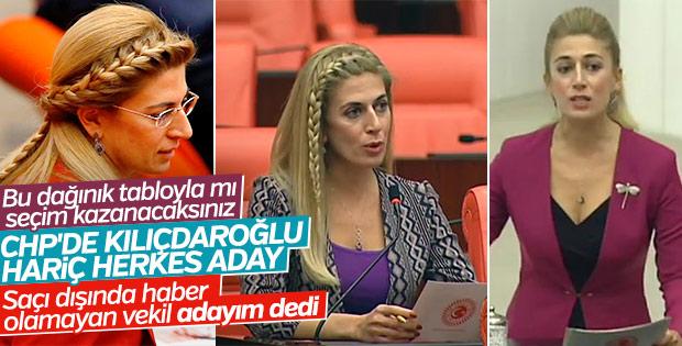 CHP'li Didem Engin cumhurbaşkanlığına adaylığını açıkladı