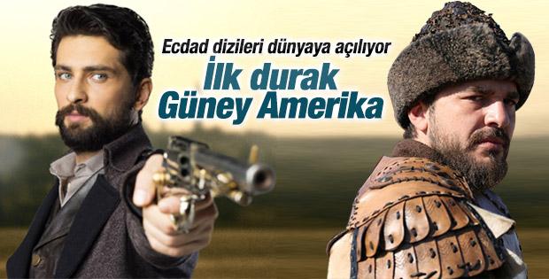Erdoğan: Türk dizileri İspanyolcaya çevrilecek