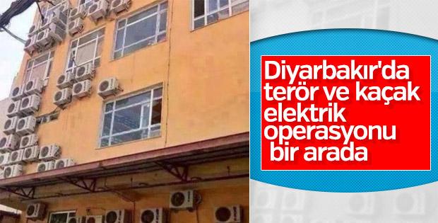 Diyarbakır'da kaçak elektrik kullananlara 54 bin TL ceza