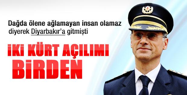 Diyarbakır Emniyet Müdürü'nden Kürtçe 8 Mart mesajı