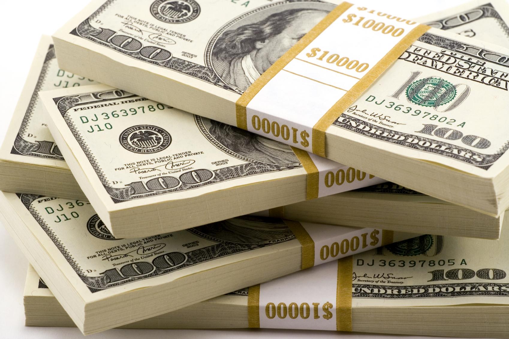 Dolar ve Euro büyük bir hızla düştü