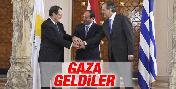 Üç ülke Türkiye'ye karşı petrol ittifakı kurdu