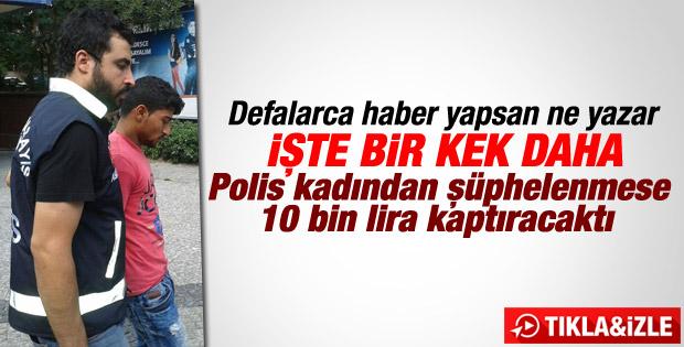 Kadıköy'de telefon dolandırıcıları suçüstü yakalandı