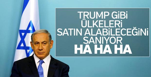 İsrail Başbakanı Netanyahu Kudüs için rüşvet verecek