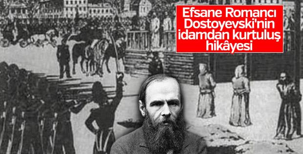 Dostoyevski tam kurşuna dizilecekti ki...