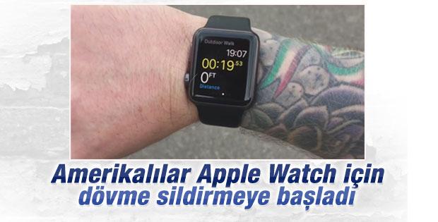 Apple'dan dövme itirafı