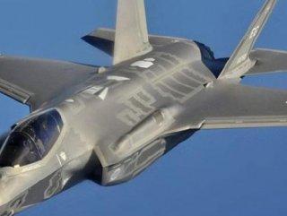 ABD Senatosu, F-35 için yaptırım kararı aldı