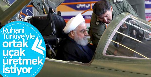 Ruhani: Türkiye'yle ortak uçak üretebiliriz