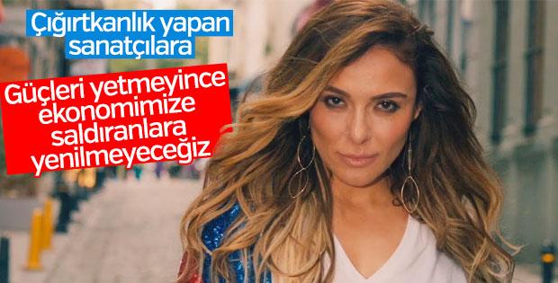 Ziynet Sali: Güçleri Türkiye'ye yetmiyor