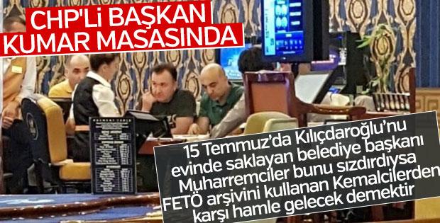 Bülent Kerimoğlu kumarda görüldü