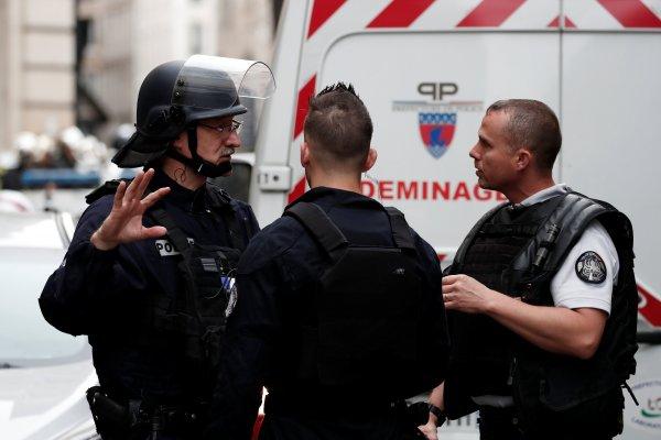 Fransa'da büyük tehlike: Polis krizi bekleniyor