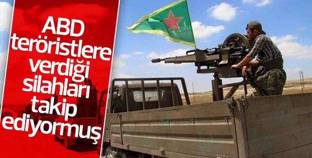 Pentagon: YPG'ye verilen silahları izliyoruz