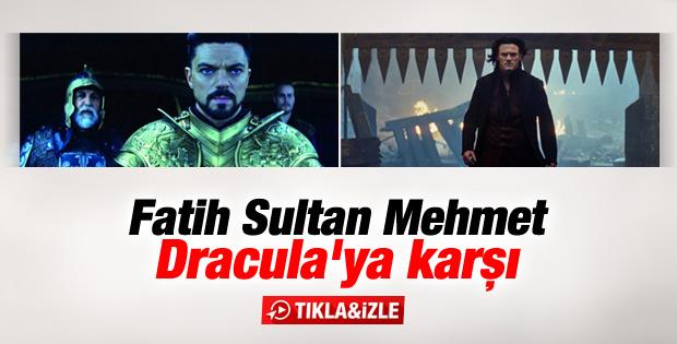 Dracula serisi Fatih Sultan Mehmet'le başlıyor
