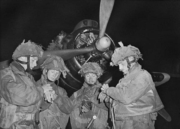 6 Haziran 1944 Normandiya çıkarması