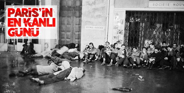 1961 Paris Katliamı