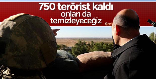 Bakan Soylu: Terörist sayısını kısa sürede 500'e indireceğiz