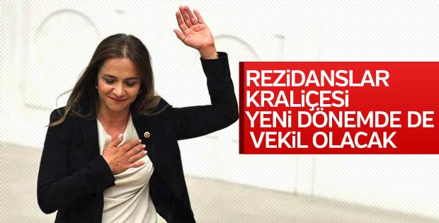 Gamze Akkuş İlgezdi CHP'den yeniden aday oldu