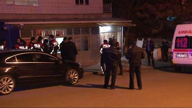 Ankara'da silahlı saldırı: 1 ölü 6 yaralı