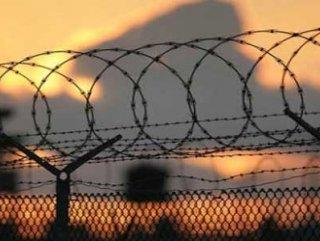 Sınırında mazot kaçakçılığı yapılan boru imha edildi