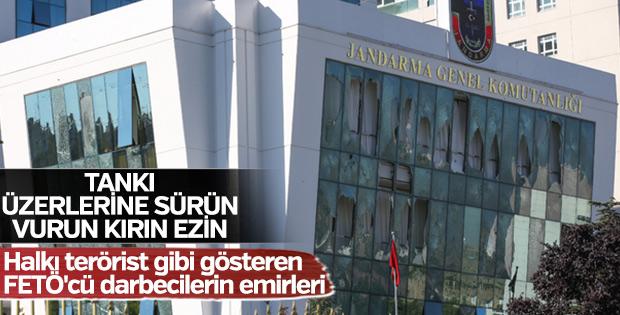 Harun Bükücü: Albay teröristler evlere mevzilenmiş dedi