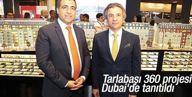 Tarlabaşı 360 Dubai'de görücüye çıktı