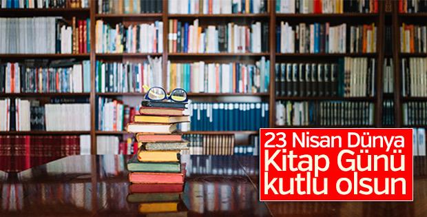 23 Nisan Dünya Kitap Günü