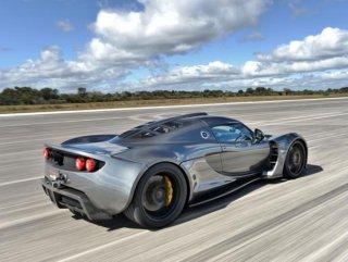 Dünyanın en hızlı otomobili Hennessey Venom GT - Tıkla