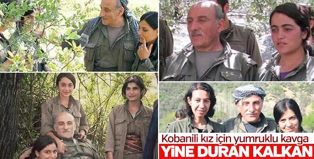PKK elebaşlarının kız kavgası