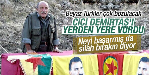 Duran Kalkan'dan Selahattin Demirtaş'a cevap