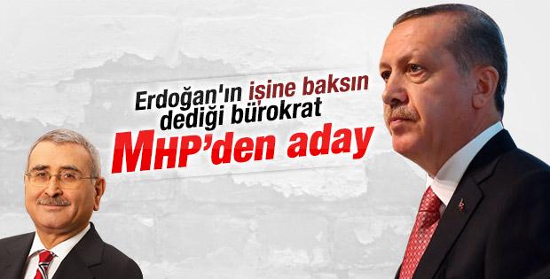 Durmuş Yılmaz MHP'den aday olacak