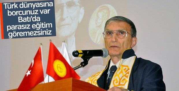 Prof. Dr. Aziz Sancar: İlim yapın