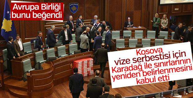 Kosova ve Karadağ sınırları yeniden belirlenecek